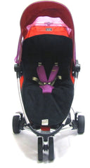 Stroller Pushchair Footmuff With Pouches Fits Zeta, Quinny Zapp - Baby Travel UK  - 4