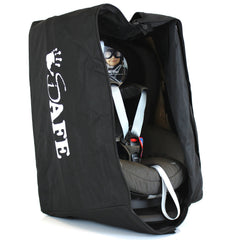 iSafe Car Seat Travel Bag For Britax Evolva 1-2-3 Carseat - Baby Travel UK  - 3