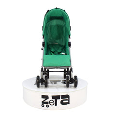 Baby Travel Zeta Vooom Passeggino Dalla Nascita - Leaf - Baby Travel UK  - 3