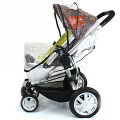 New Rain Cover To Fit Obaby Zynergy, Zezu Stroller Pram - Baby Travel UK  - 3