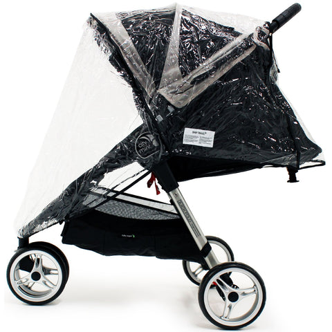 Baby Jogger Zipped Rain Cover City Mini By Baby Travel