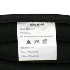 New Zeta Vooom Plum + Luxury Stroller Padded Liner - Baby Travel UK  - 6