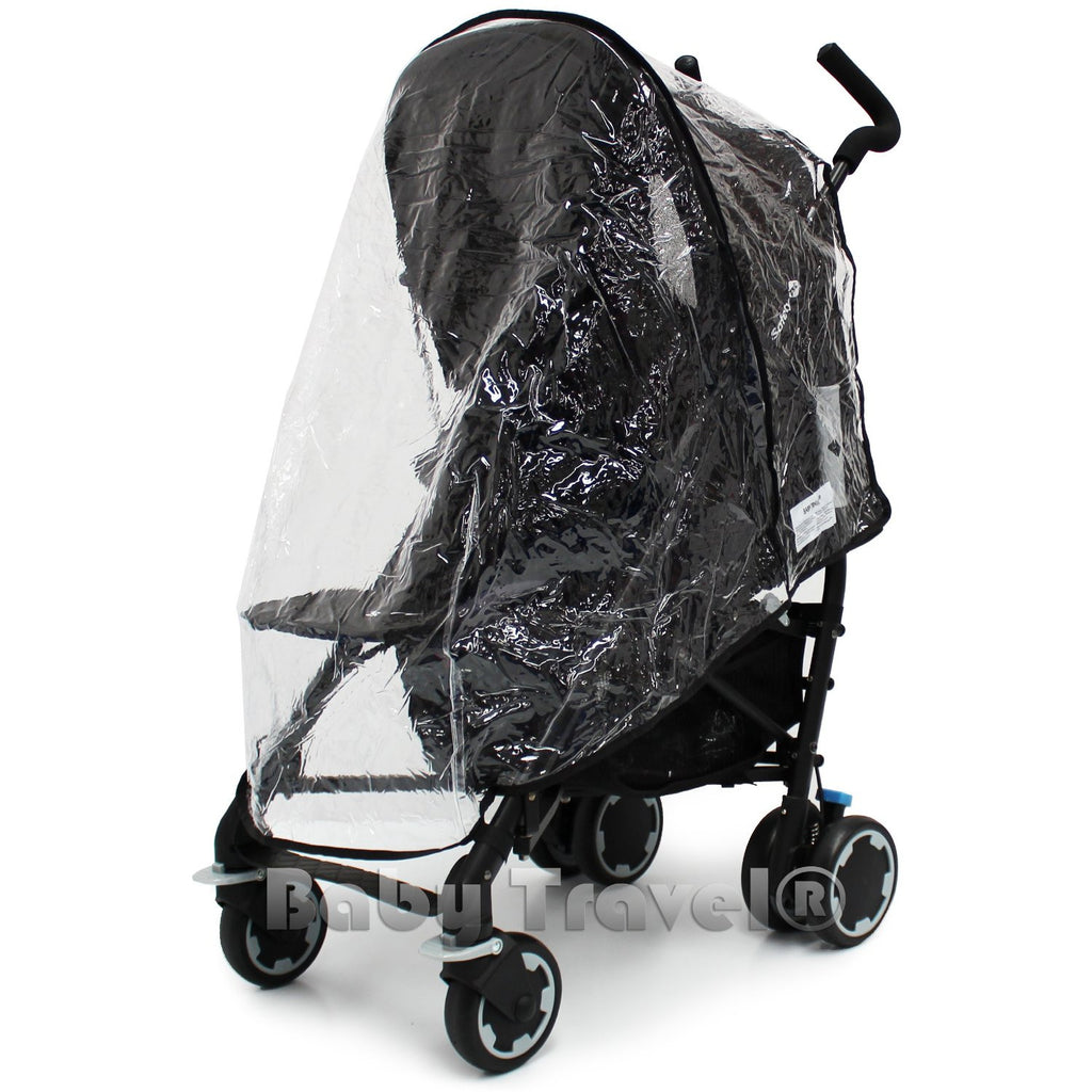Rain Cover to fit Koochi Sneaker Stroller (Mix Magenta) - Baby Travel UK  - 1