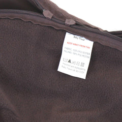 Footmuff Hot Chocolate Brown Fits Car Seat Mode On Bugaboo Bee Camelon - Baby Travel UK  - 8