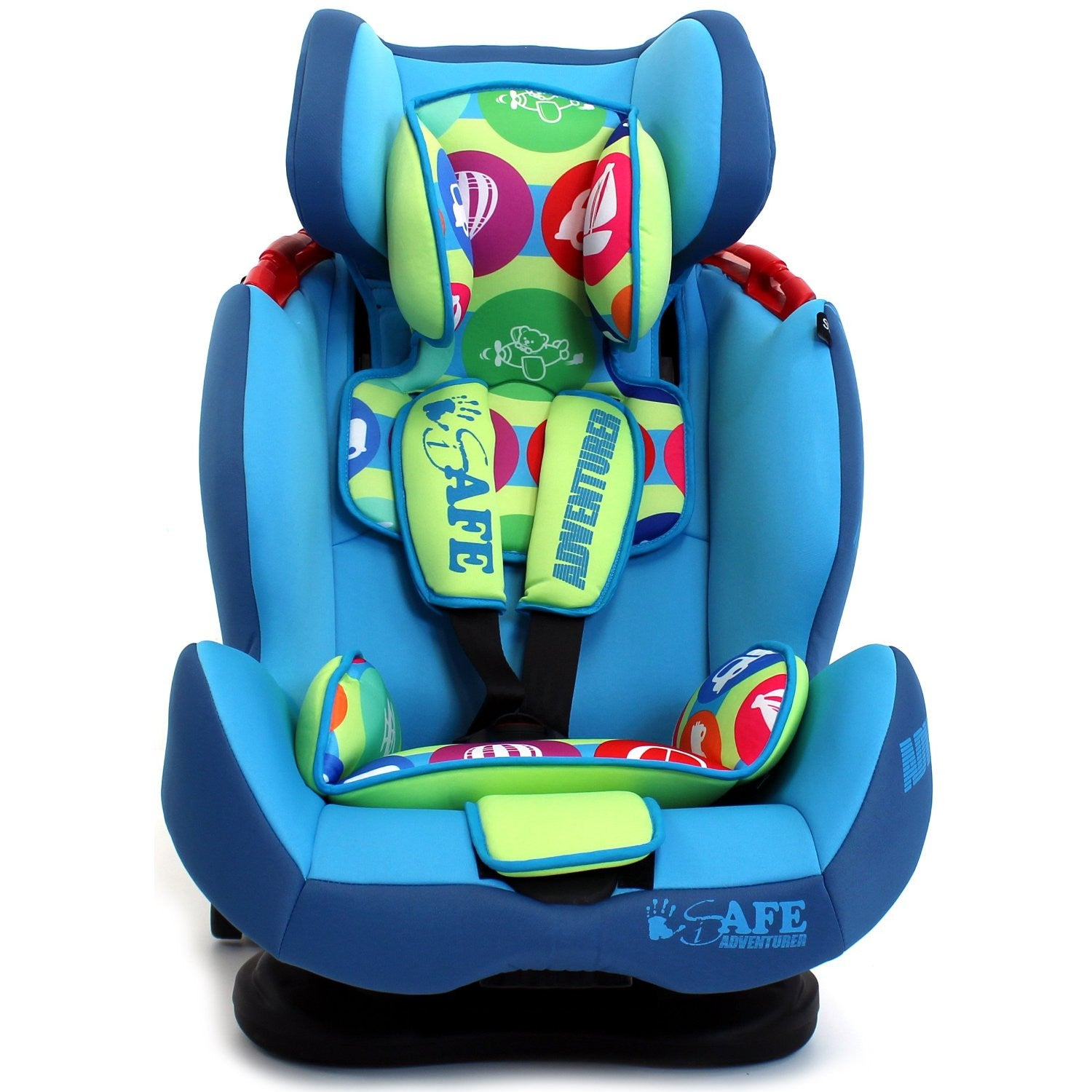 isafe isofix duo trio plus isofix top tether car seat carseat adventur baby travel u k limited. Black Bedroom Furniture Sets. Home Design Ideas