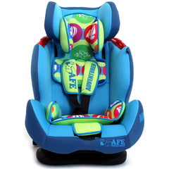iSafe Isofix Duo Trio Plus Isofix  Top Tether Car Seat Carseat Adventurer - Baby Travel UK  - 2