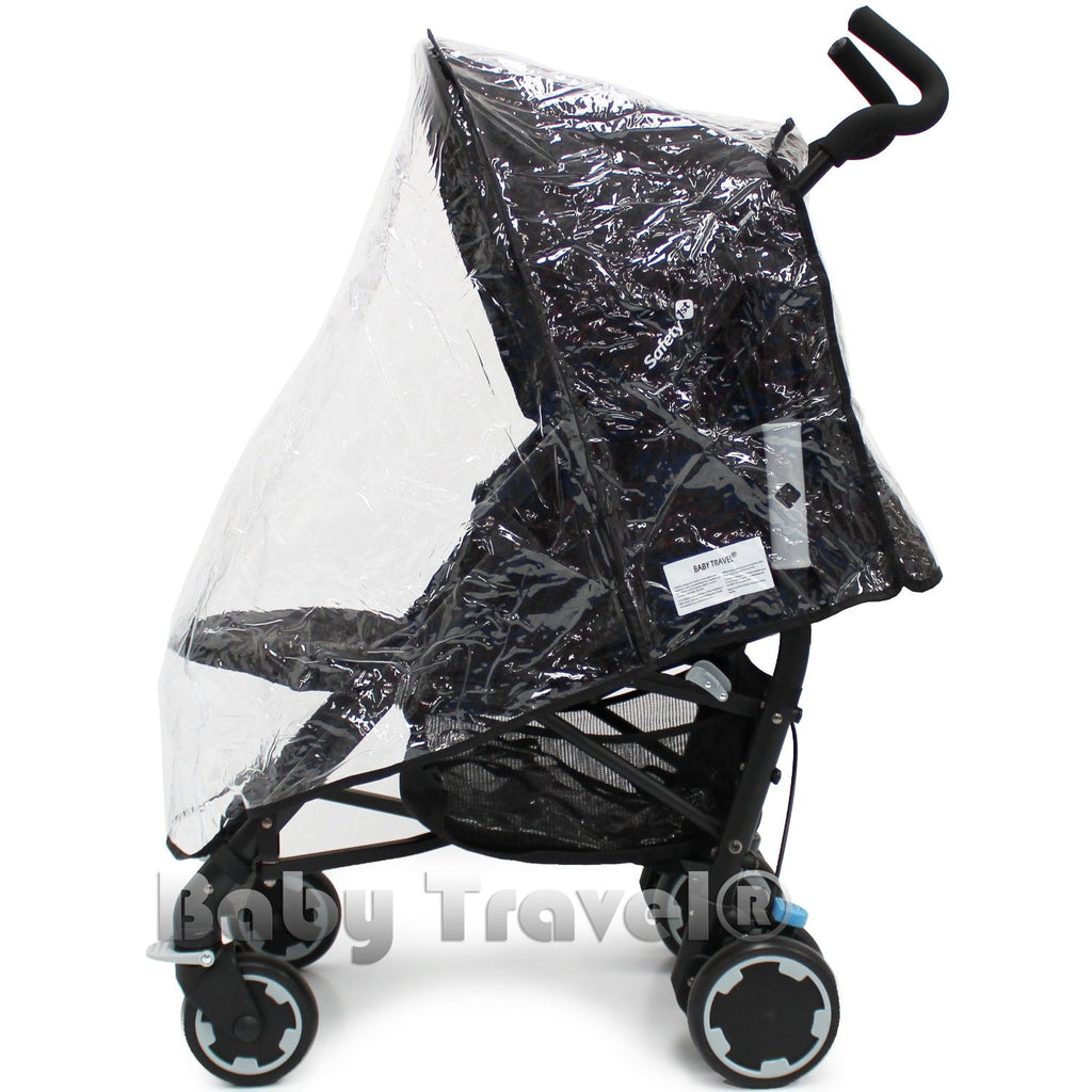 Universal Raincover For Cosatto Yo ! Pushchair Buggy Ventilated Top Quality - Baby Travel UK  - 1