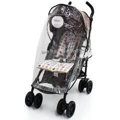 Rain Cover to fit My Child Chip Stroller - Baby Travel UK  - 3