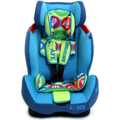 iSafe Isofix Duo Trio Plus Isofix  Top Tether Car Seat Carseat Adventurer - Baby Travel UK  - 4