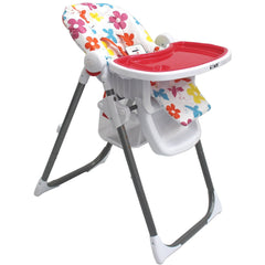 i-Safe Mama Highchair Hawaii Low Chair Recline - Baby Travel UK  - 9