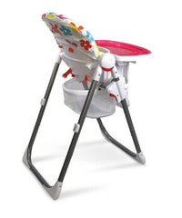 i-Safe Mama Highchair Hawaii Low Chair Recline - Baby Travel UK  - 3