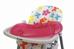 i-Safe Mama Highchair Hawaii Low Chair Recline - Baby Travel UK  - 2
