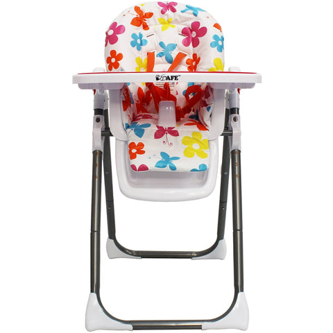 i-Safe Mama Highchair Hawaii Low Chair Recline