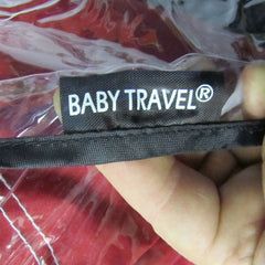 Raincover For Obaby ZeZu Carseat - Baby Travel UK  - 3
