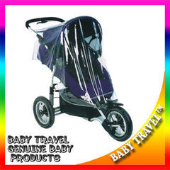 New 3 Wheeler Raincover For Quinny Speedi - Baby Travel UK  - 6