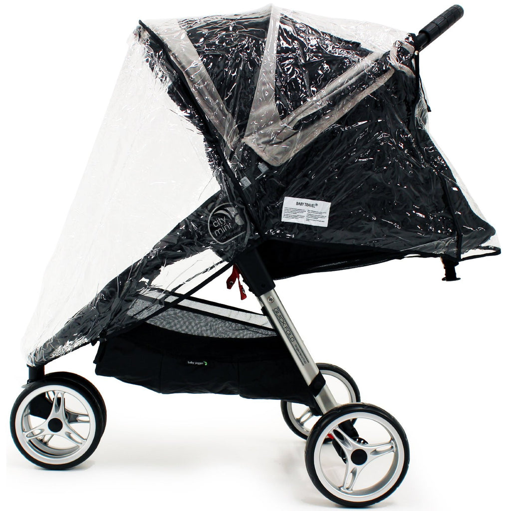 Raincover Rain Cover to fit QUINNY ZAPP - Baby Travel UK  - 1