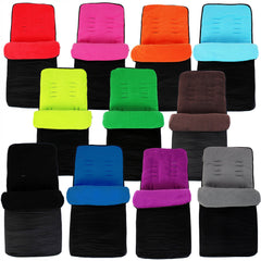 Universal Footmuff Wool For BabyZen Cosy Toes Buggy Pushchair Pram Liner New! - Baby Travel UK  - 1
