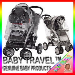 Raincover For Mothercare Maxim And Graco Range - Baby Travel UK  - 1