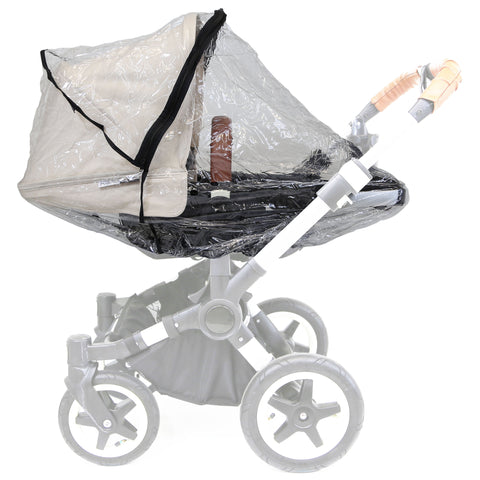 Universal Raincover To Fit Quinny Buzz Pushchair Pram And Carrycot