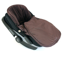 Universal Car Seat Footmuff Cosy Toes Maxi Cosi Pebble & Cabrio Fix 4 X Colours