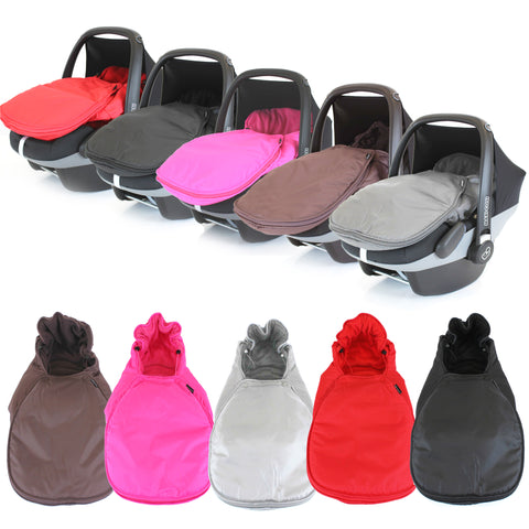 Deluxe Universal Car Seat Footmuff Cosy Toes Fits Baby Style Oyster 0+ Carseat