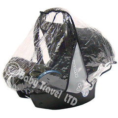 Rain Cover To Fit Maxi-Cosi CabrioFix and Pebble Car Seat Raincover Brand NEW - Baby Travel UK  - 1