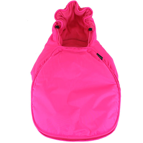 Footmuff Raspberry Pink Fits Carseat Mode On Icandy Strawberry Apple Pear