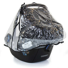 Raincover For Stokke Izi Go Car Seat Ventilated Rain Cover - Baby Travel UK  - 3