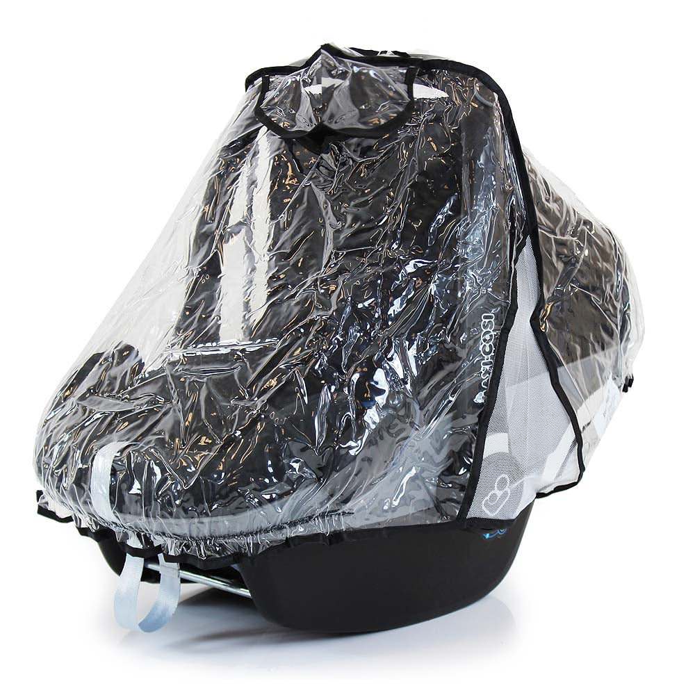 Car Seat Raincover To Fit Baby Style - Safety 1st Obaby Carseat - Baby Travel UK  - 1
