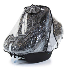 Raincover For Stokke Izi Go Car Seat Ventilated Rain Cover - Baby Travel UK  - 2