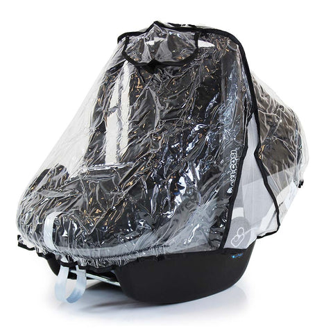 Car Seat Raincover To Fit Baby Style - Safety 1st Obaby Carseat