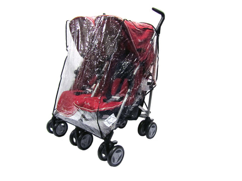 Raincover For Graco Duo Sport Twin