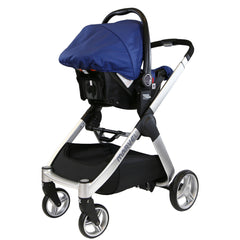 iSafe Marvel 2in1 Pram - Travel System (With Car Seat) - Baby Travel UK  - 20