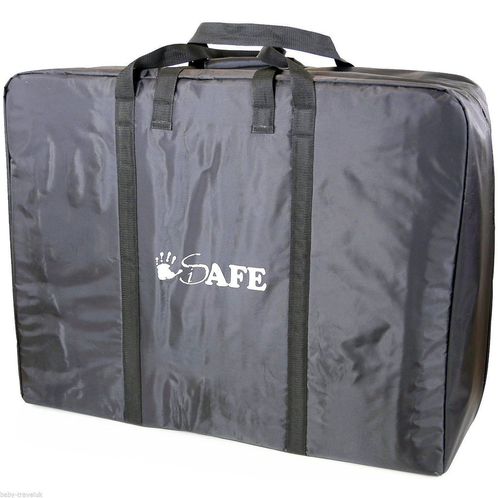 iSafe Double Travel Bag Luggage Heavy Duty Design To Fit Nipper Double 360 BuggyTravel - Baby Travel UK  - 2