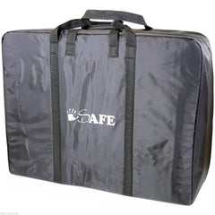 TWIN / INLINE / DOUBLE Travel Bag Luggage Heavy Duty Design For Inline Tandem Travel Tote - Baby Travel UK  - 1