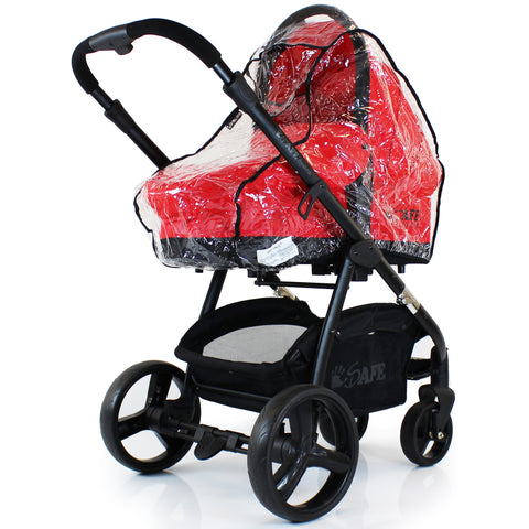 Rain Cover For Graco Evo Carrycot & Graco Symbio Carry Cot