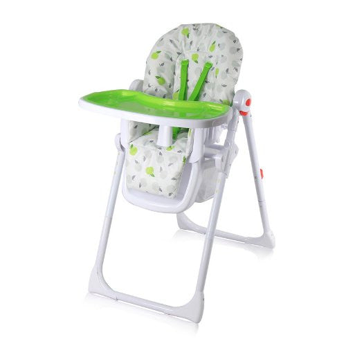 iSafe MAMA Highchair - Apples - Baby Travel UK  - 1