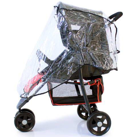3 Wheeler Raincover For Mothercare Arctic