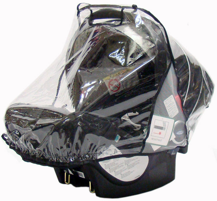 Raincover To Fit Graco Junior Baby Infant Carseat 0+ - Baby Travel UK  - 1