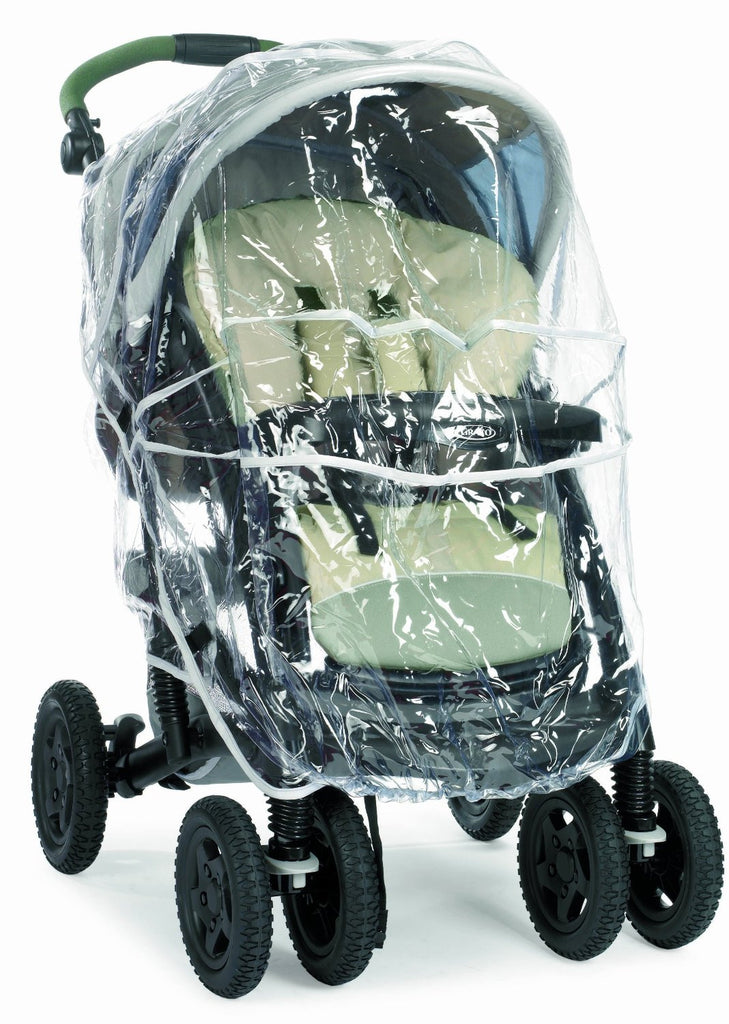 Genuine Graco Quattro Tour Deluxe Raincover - Baby Travel UK