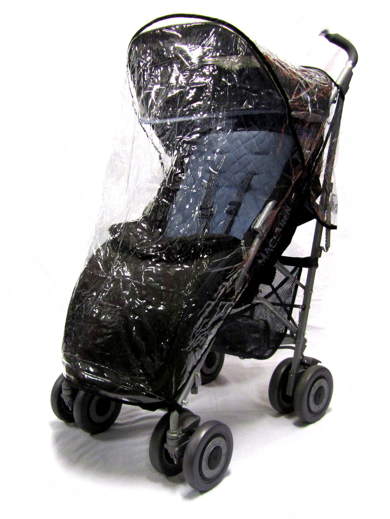 Raincover To Fit Buggy Pushchair Hauck Jeep Condor Also Similar Strollers - Baby Travel UK  - 1