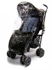 Raincover To Fit Maclaren Juicy Couture Stroller - Baby Travel UK  - 1