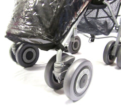 Raincover to fit buggy pushchair Hauck JEEP Condor - Baby Travel UK  - 4