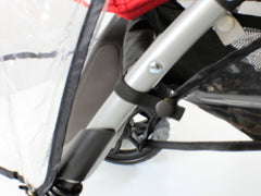 Raincover For Baby Jogger Versa Gt Select Pushchair Ventilated Rain Cover - Baby Travel UK  - 7