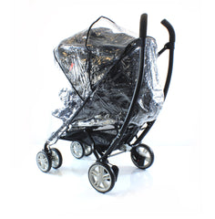 Universal Raincover To Fit Graco Mirage Classic & Graco Mosaic Travel System - Baby Travel UK  - 1