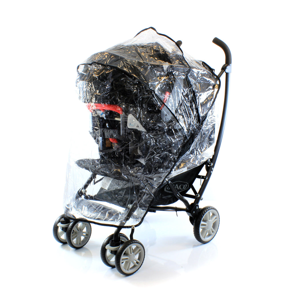 Raincover For Cosatto Saturn Travel System - Baby Travel UK  - 2