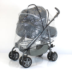 Inglesina Zippy Stroller & Pram Raincover - Baby Travel UK  - 3