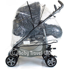 Raincover For Pliko P3 Travel System - Baby Travel UK  - 3