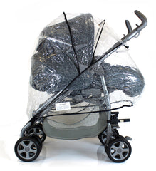 Inglesina Zippy Stroller & Pram Raincover - Baby Travel UK  - 1