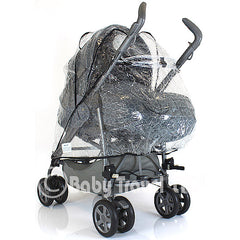 New Parm Pramette Raincover Fits Red Kite Pushchair Uno - Baby Travel UK  - 5